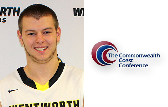 Ganley Named CCC Player of the Week