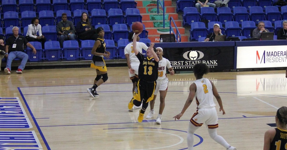 Late run falls short, Three Rivers' season ends with loss to Jones County in NJCAA Tournament