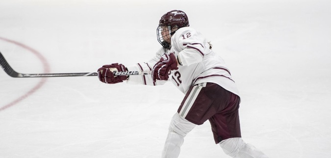 Colgate Falls to Brown