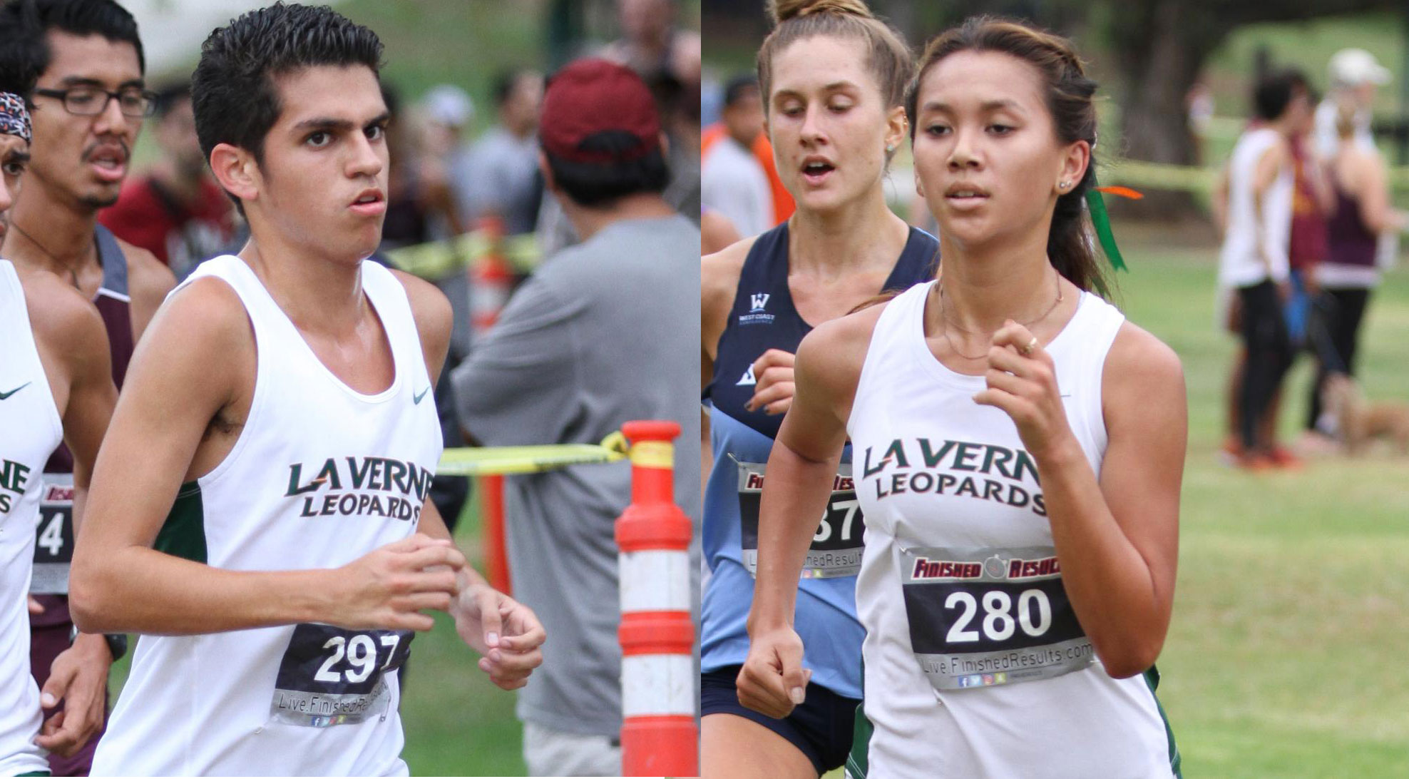 Cross Country opens season in Claremont