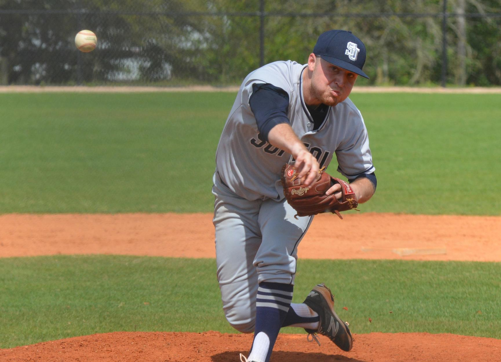 No. 24 Baseball Slips to No. 13 TCNJ, 6-5, in 10