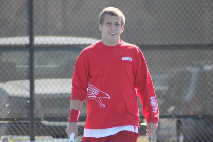 Huntingdon men's tennis beats Reinhardt