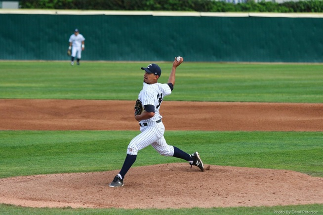 File Photo: Val Flores-Gomez allowed just three hits in 8 1/3 shutout innings