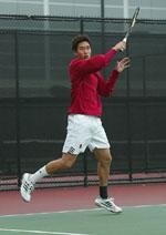 Men's Tennis Falls to No. 39 Fresno State