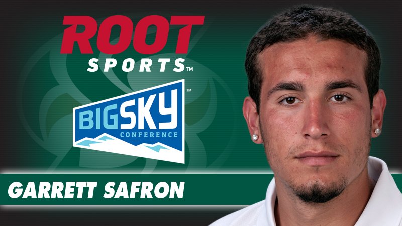 Safron Named Root Sports Big Sky Player of the Week