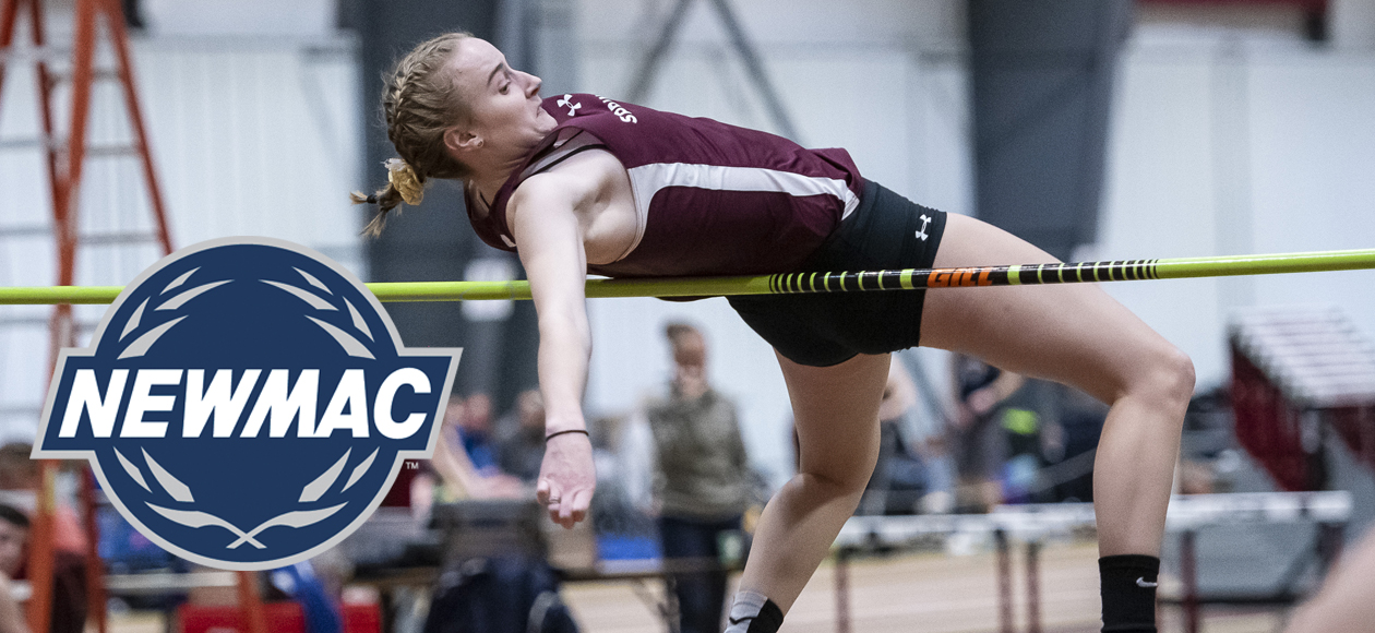 Dewhurst Selected as NEWMAC Women's Field Athlete of the Week