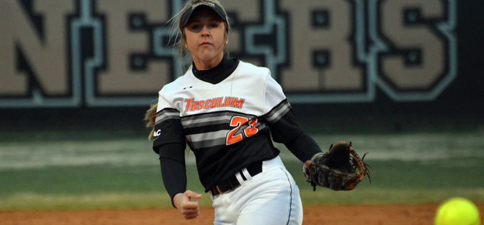 Plemons pitches Pioneers to sweep over No. 21 Wingate