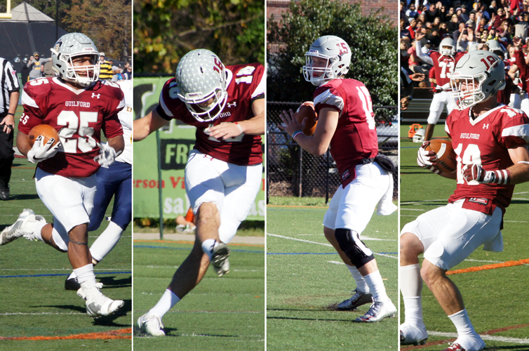 Four Quakers Land D3football.com All-America Honors
