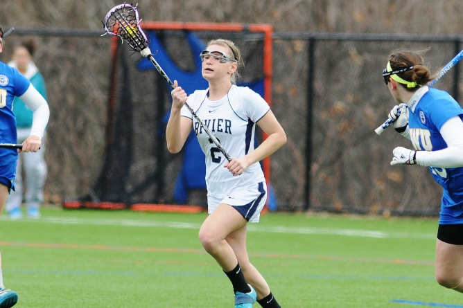 Newuirt, Women's Lax finish the regualr season with a win at Anna Maria