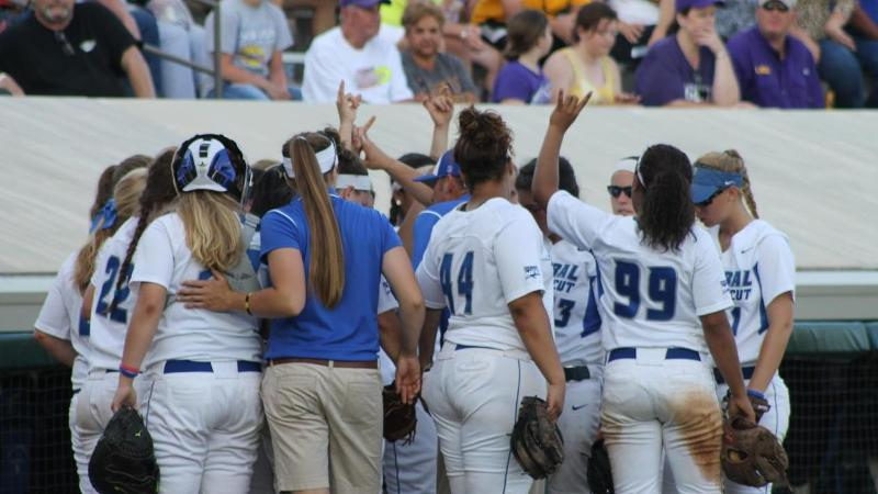 Softball Falls to LSU in Regional