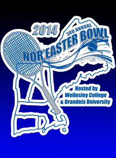 Wellesley Tennis Nor'Easter Bowl Results