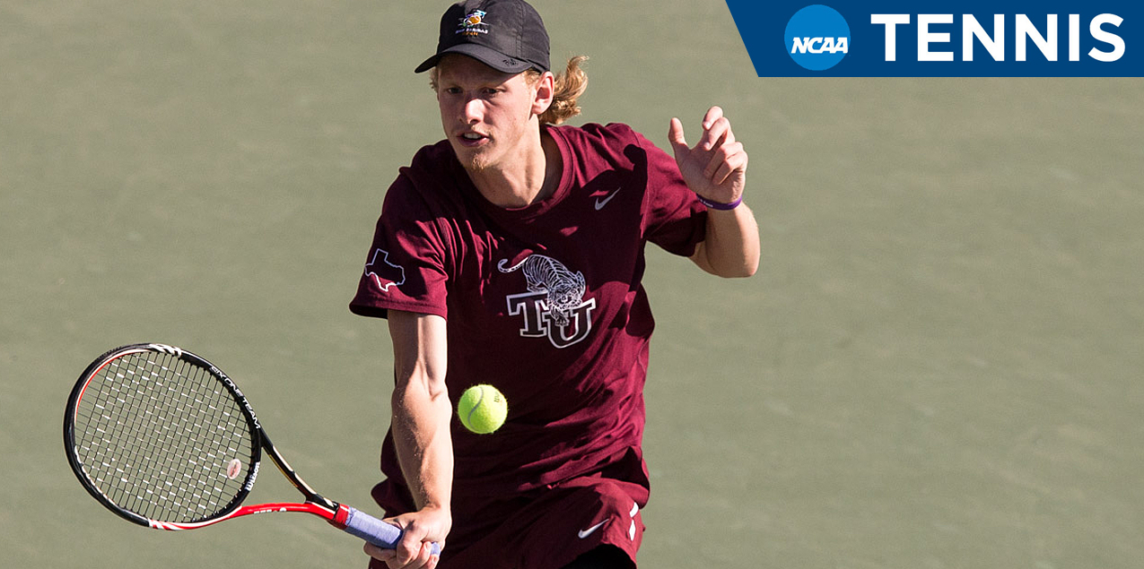 Trinity's Krull Selected to NCAA Men's Tennis Individual Championship Field
