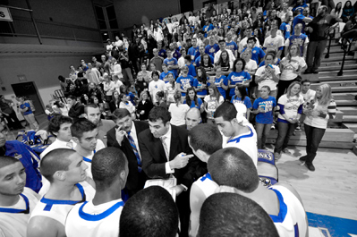 2010 Men's Basketball Team Awards Announced