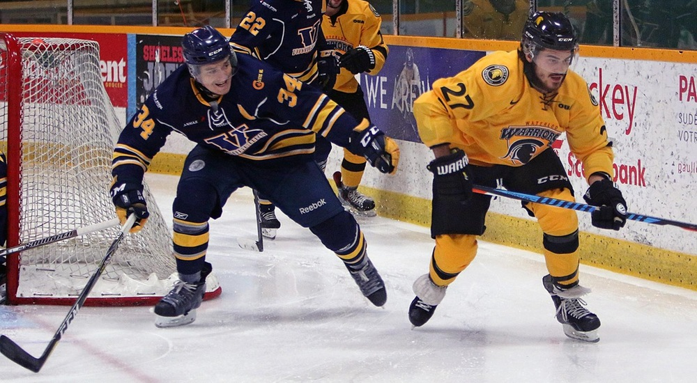 MHKY | Voyageurs Snap Skid With Win Over Rival Lakers