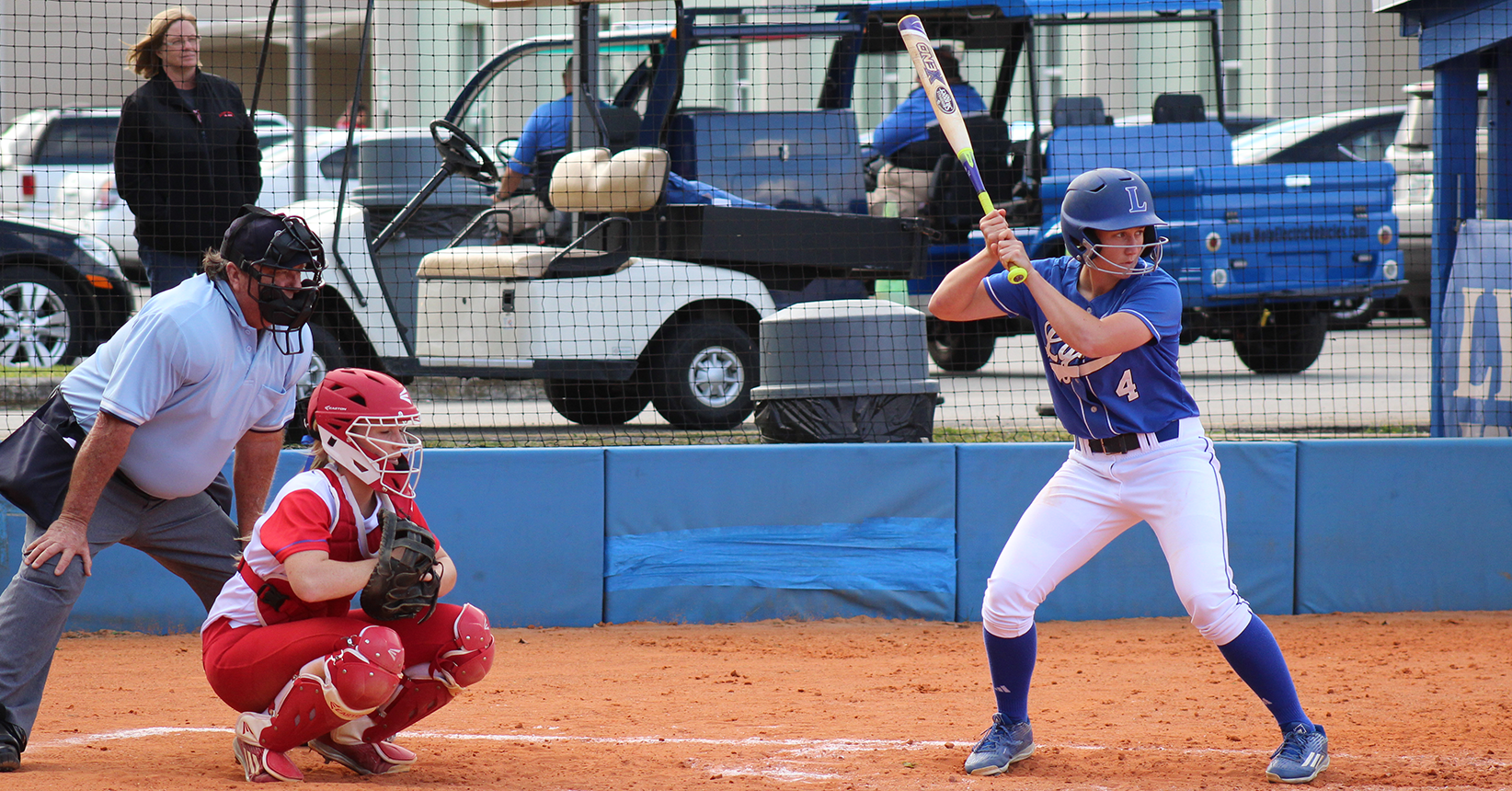Softball Drops Doubleheader to Eckerd