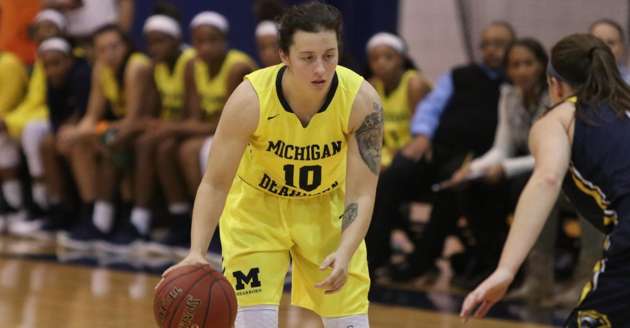 Wolverines stay perfect with 68-54 win over Cougars