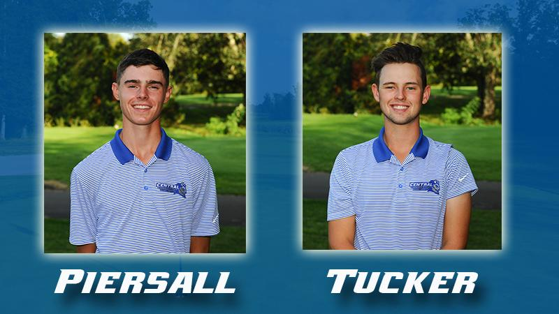 Men's Golf Tied for Fourth After Round One at Connecticut Cup