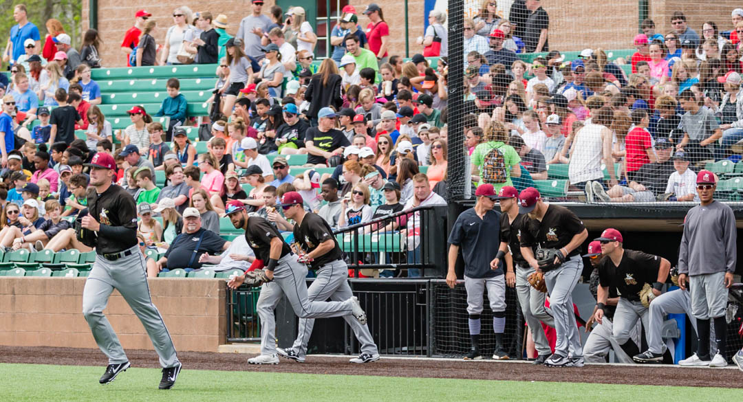Rascals Release 2019 Regular Season Schedule
