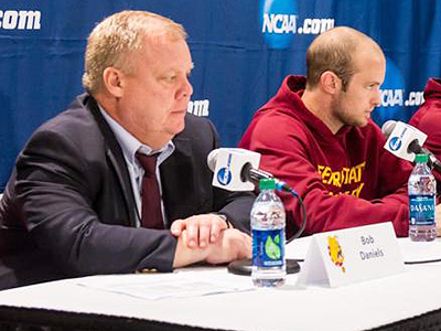 Watch The Frozen Four Press Conference Live