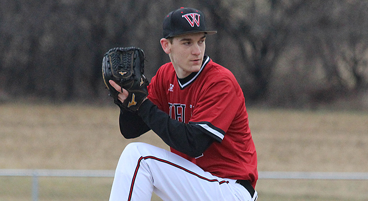 Wells Baseball Defeats Alfred State