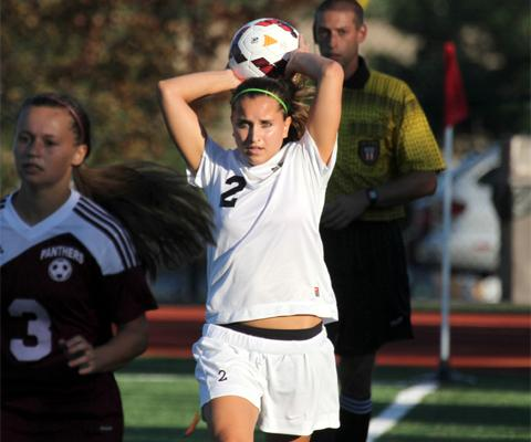 Rams post Skyline win over Sage women's soccer squad