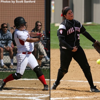 Leiderman, Werner, and Borgra Named All-MWC South