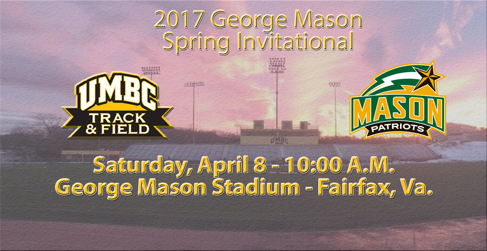 Track and Field Head to Virginia for the George Mason Spring Invitational on Saturday