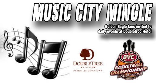 "Tech fans invited to ""Music City Mingle"" during OVC Basketball Tournament"