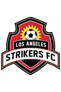 LA Strikers Logo Tall