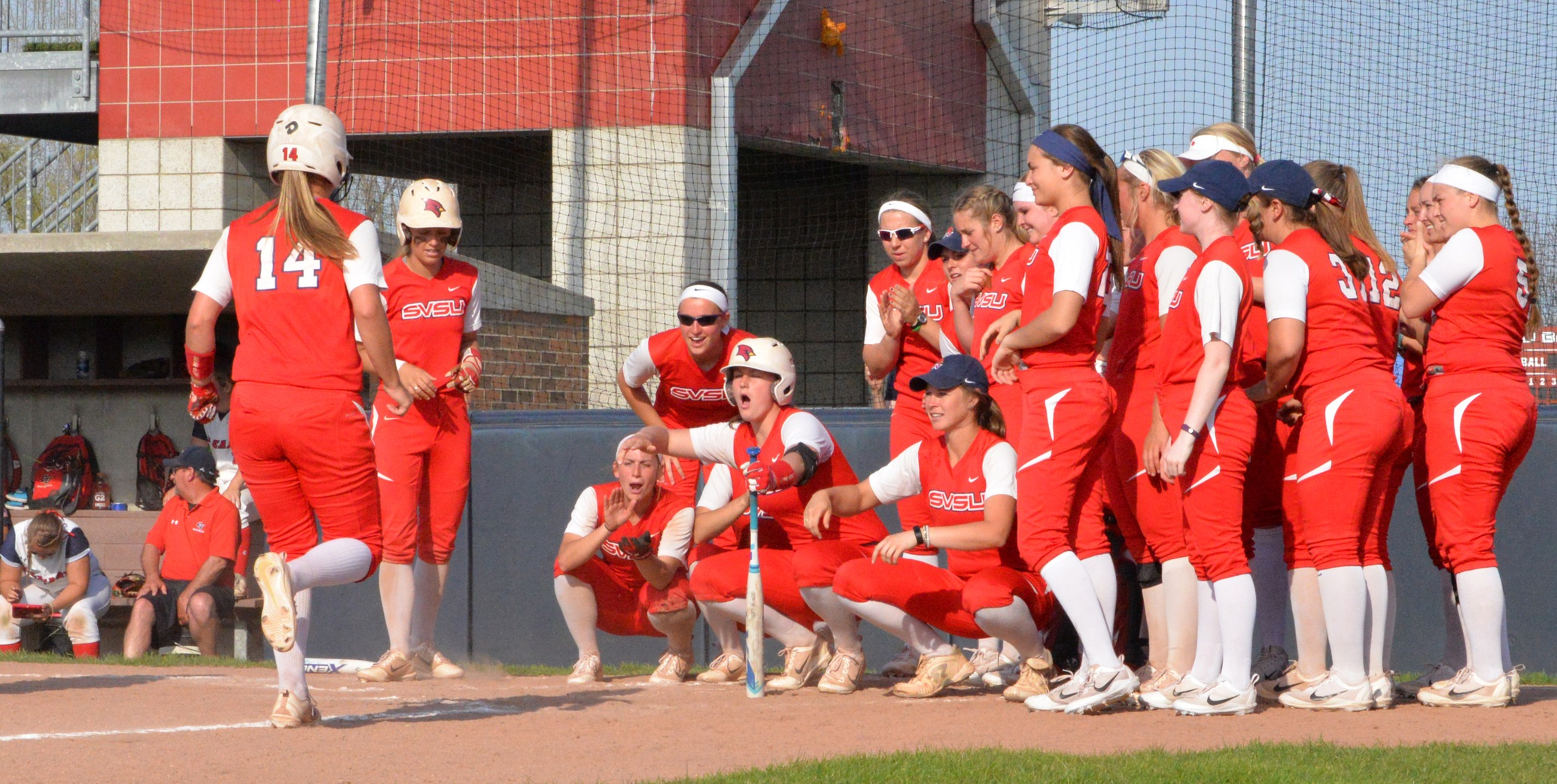 Softball headed to NCAA Tournament after earning No. 3 Midwest Seed