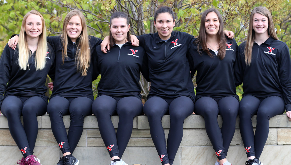 2018 Swimming and Diving Seniors