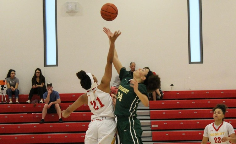 COD Women's Basketball participates in Pasadena City Classic