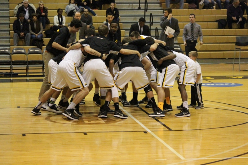 Men's Basketball on the Road For Two GLIAC Contests