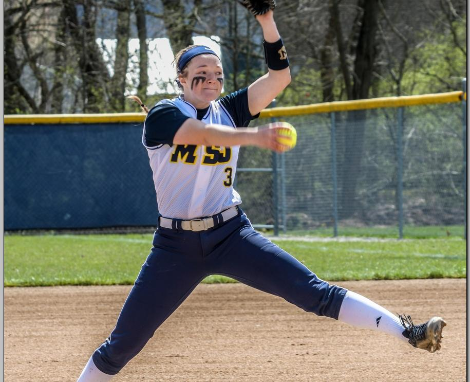 Softball with two more wins on Spring Break trip