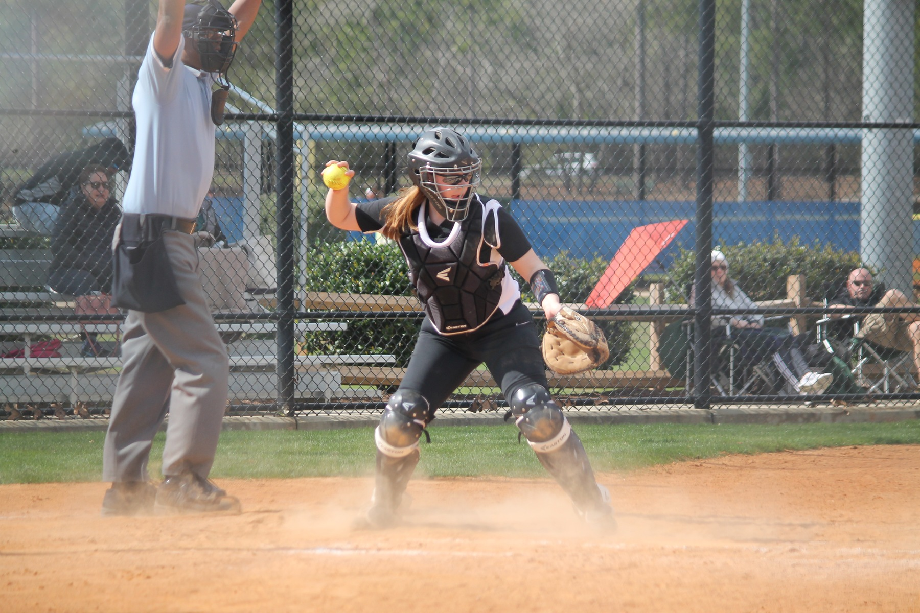 Eastern Nazarene Tops Softball