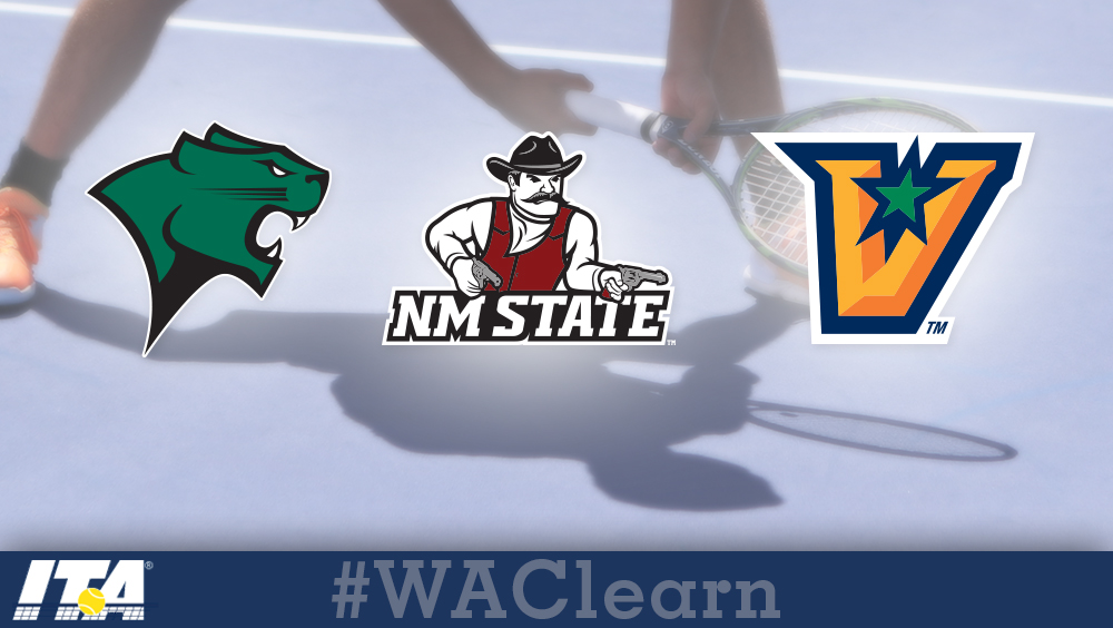 Four WAC Men's Teams, 24 Individuals Named ITA All-Academic Teams and Scholar-Athletes