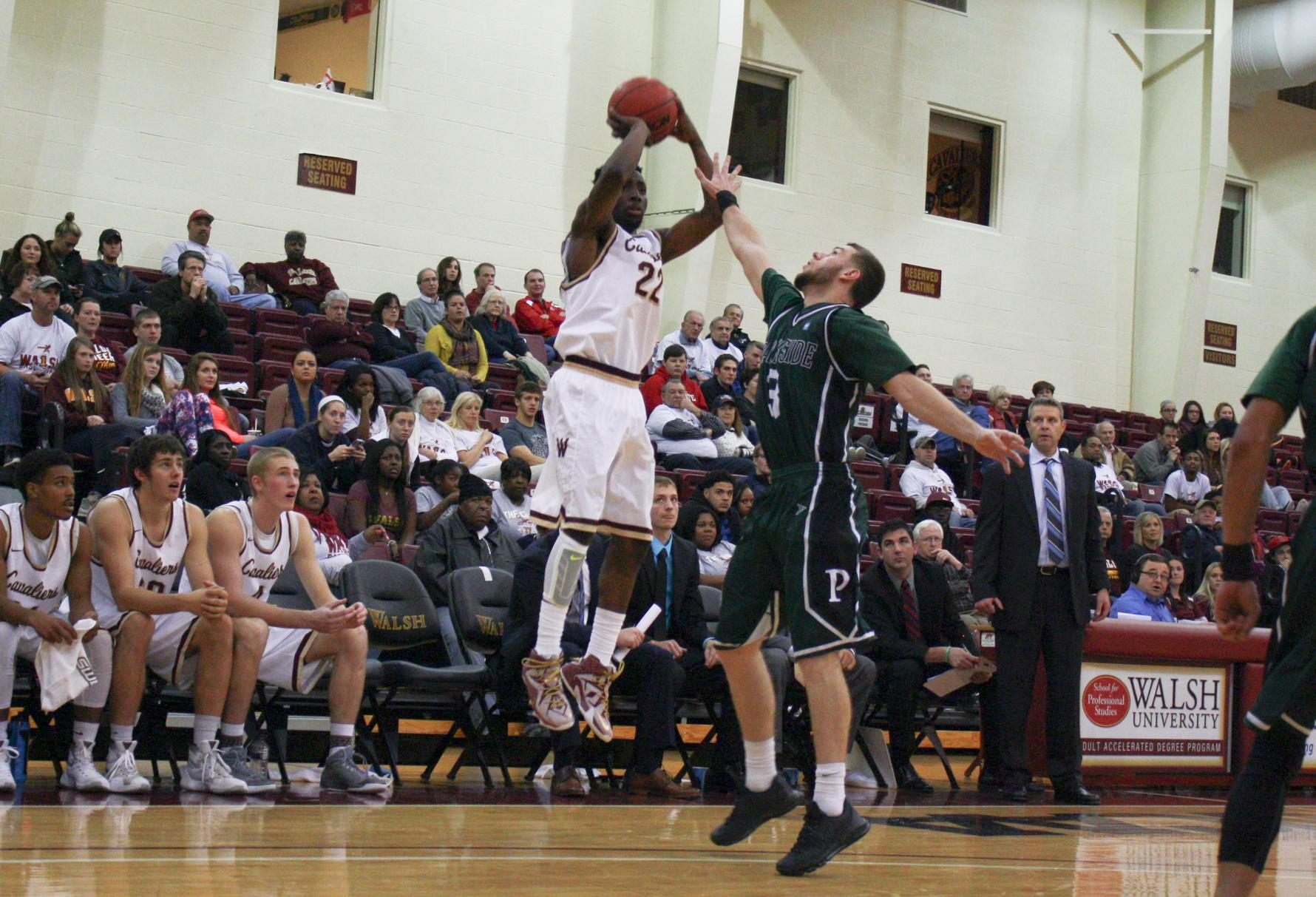 Cavs and 'Cats Gear Up For GLIAC Opener