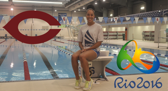Olympian Naomy Grand'Pierre: Looking to Rio and Beyond