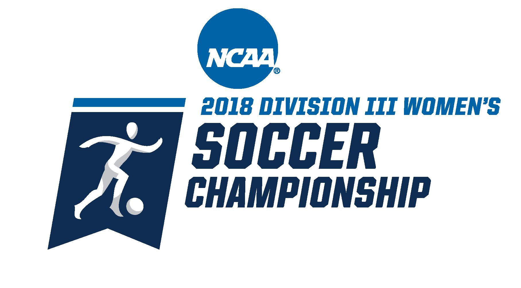 NCAA Division III Women's Soccer Tournament logo