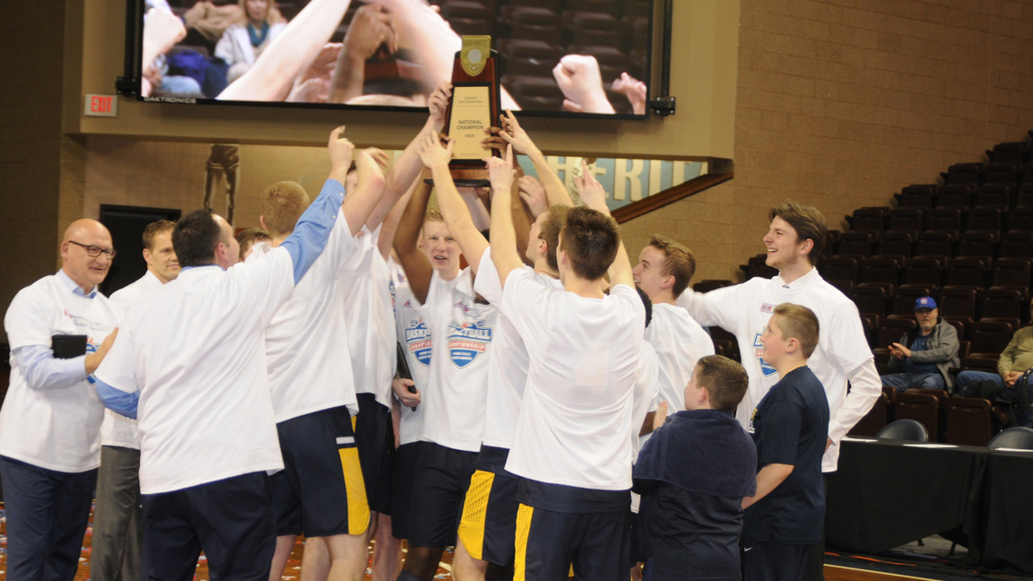 NAIA Division II Men's Basketball Championship Notes