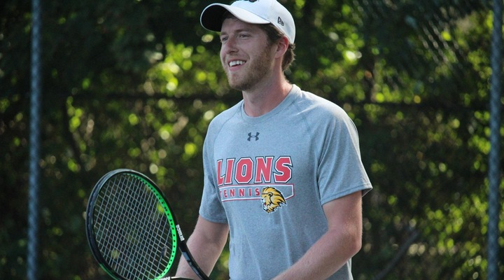 Jack Sahlman Elevated to Head Women's Tennis Coach