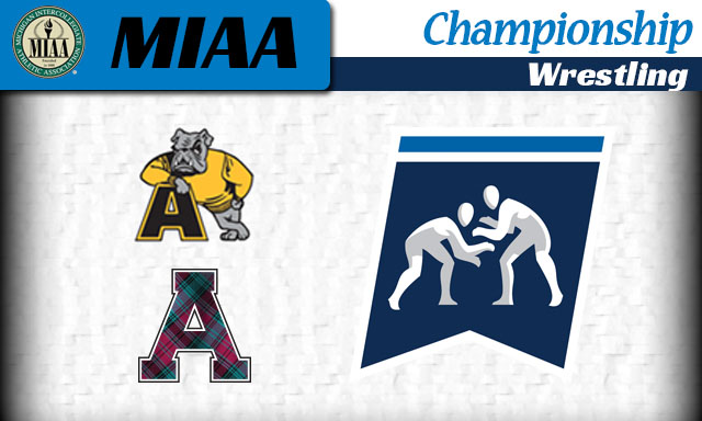 Four MIAA wrestlers qualify for NCAA Championships