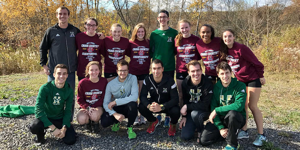 Men's and Women's Cross Country Compete at ECAC Championship