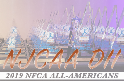 NFCA REVEALS 2019 NJCAA DIVISION II ALL-AMERICANS