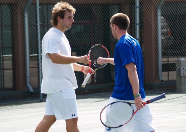 Preseason poll predicts fifth-place finish for men's tennis