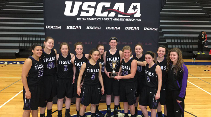 Tigers Fall In USCAA Championship Game