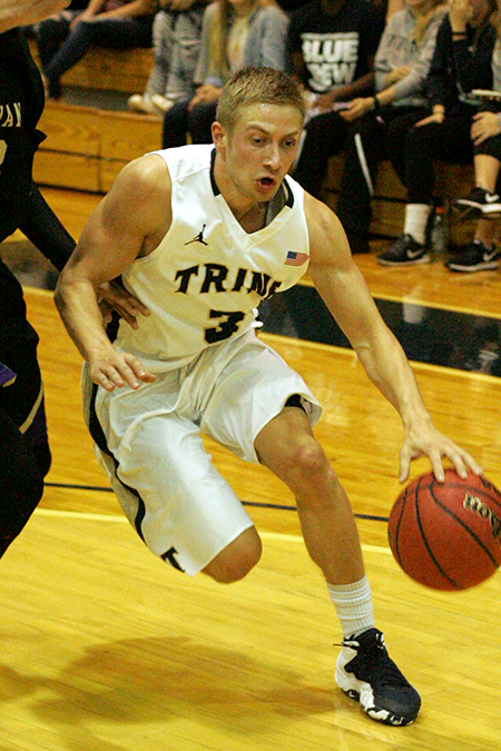 Will Dixon, Trine, Men's Basketball Athlete of the Week 12/12/16