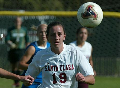 10 Years Later: Remembering The 2001 Santa Clara Women's Soccer National Championship with Kristi Candau