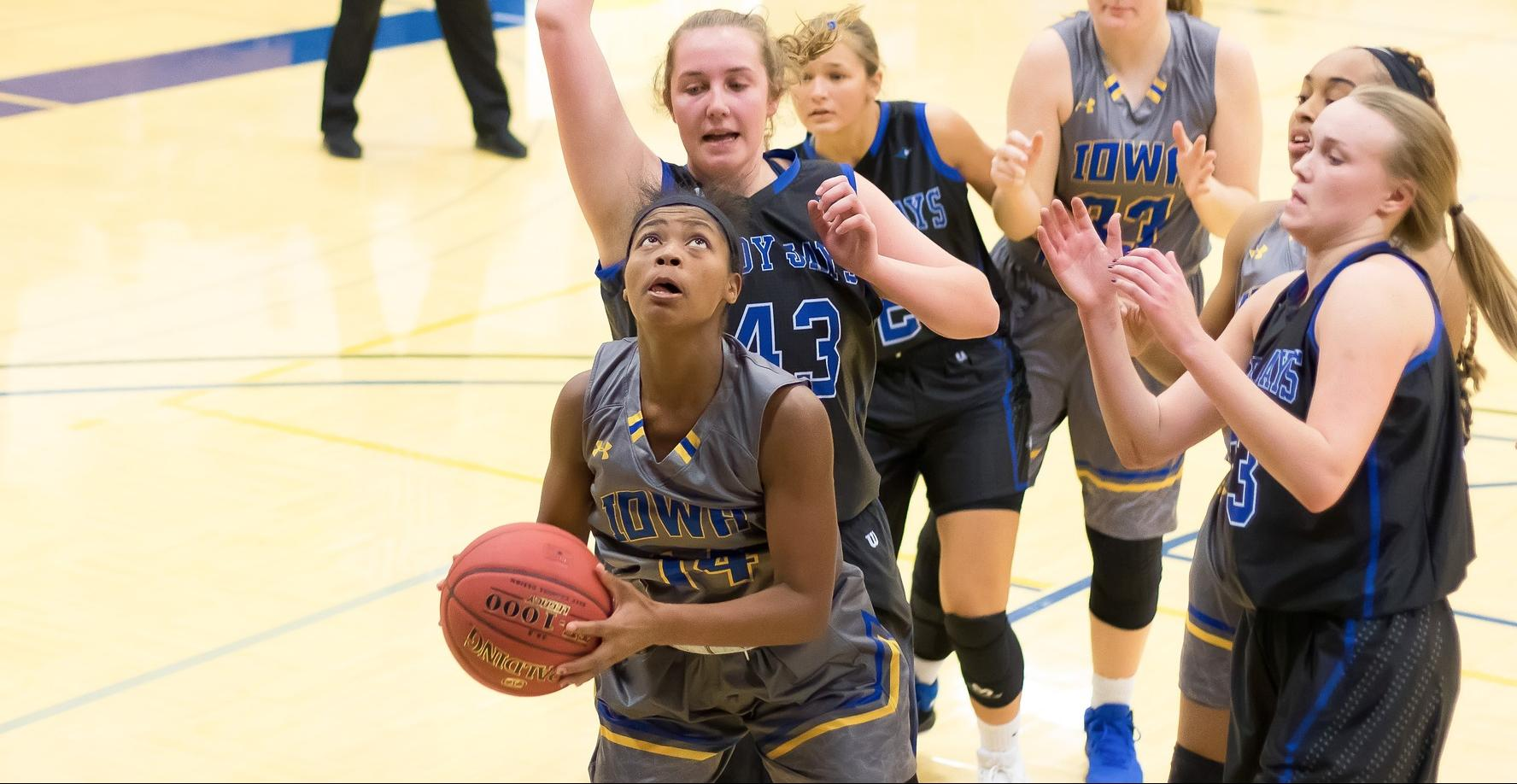 Lakers hang on to defeat Dakota Wesleyan JV