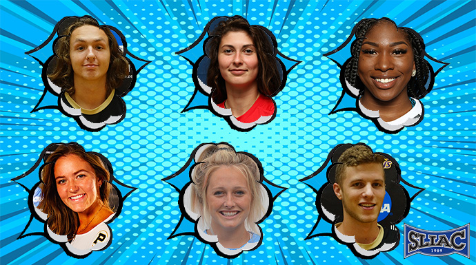 SLIAC Players of the Week - October 29
